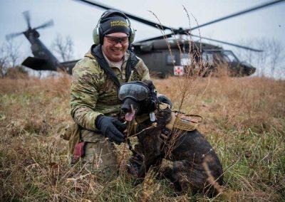 Military Working Dog: K9 Callie
